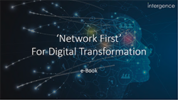 Network First for Digital Transformation