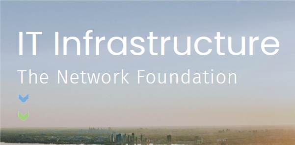 IT Infrastructure – The Network Foundation