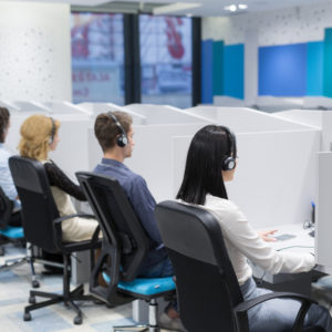 Moving busy call-centres to the cloud